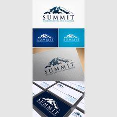 Create a Denali Mountain inspired logo by jari penuh berkah
