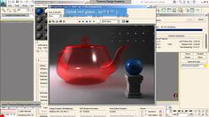 Florence Design Academy - 3DStudio Max Tutorial: GLASS MATERIAL
