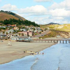 Avila Beach: Coast newbie- Meet the beach town you haven't heard of—Avila Beach, tucked along San Luis Obispo Bay. Read more: Top road trips in the Northwest Photo: Chris Leschinsky, Sunset.com