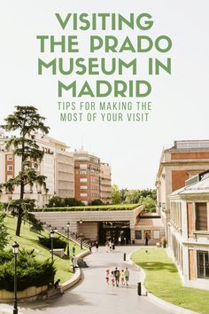 Madrid's Prado museum is home to some of the most beautiful pictures and sculptures in the world. But its massive size can be a bit overwhelming, and sometimes it's hard knowing where to start. This guide will give you the best tips for visiting the Prado, compiled by an art history expert and Madrid local. Madrid Museum, Madrid Prado, Best Spanish Food, Visit Madrid, Madrid Travel, Spanish Art, Great Buildings And Structures, Local Tour, Alicante Spain