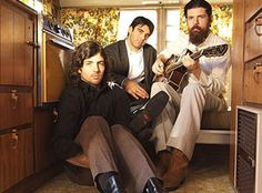 The Avett Brothers. They have the best lyrics.