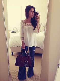 Boho chic.... IN LOVE WITH THIS OUTFIT!!!!