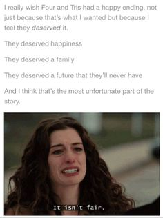 Divergent - Four and Tris!!!
