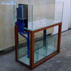 Awesome tank with overflow and sump