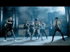 EXO-K - MAMA - They deserve a LOAD more views than they have for this! You don't even have to like k-pop to see that their dancing and singing skills are amazing! :/ <3