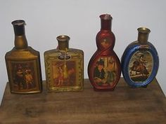 Vintage Jim Beam Decanters Beam s Choice Whiskey Collector s Bottle Collection | eBay