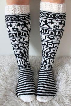 Ravelry: WOD socks pattern by Niina Laitinen