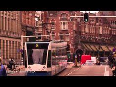 """""""α77"""" Video """"Light & Wind 2"""" Amsterdam, the Netherlands  オランダ「アムステルダム」"""