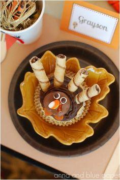 Thanksgiving Dessert Idea for Kids