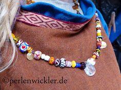 angelsächsische Perlen für das Museum Huis van Hilde