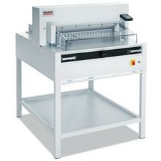 "Triumph 6655 Automatic-Programmable 25.5"" Paper Cutter - Just introduced!"