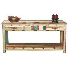 Jaipur Furniture Sawan Sofa Console Table - GE 5006