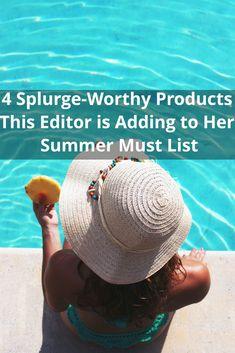 Summer~Beauty~Skincare~Makeup~Splurge~Must-Have~Products~Shelfie~Oil~Bronze Cell Phone Grip, Beeswax Lip Balm, Beauty 101, Best Masks, Summer Skin, Spot Treatment, Shelfie, Makeup Techniques, Summer Beauty