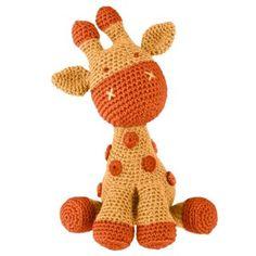 Kit de crochet girafe - Hema - Marie Claire Idées
