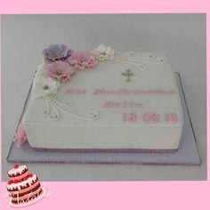 Boy Baptism, Christening, Confirmation Cakes, First Holy Communion, Cake Designs, Fondant, Cake Decorating, Birthday Cake, Baby Shower