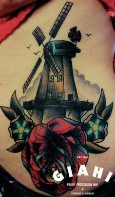tattoo-side-mill-old-school.jpg (351×600)