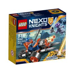 Lego nexo Knights-sticker nº 125-Blue Ocean