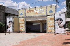 A Poliservice presente com fornecimento de energia na Expo Noivas & Festas     (clique na imagem para mais informações)