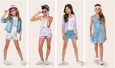 top de verano para jovencitas - Buscar con Google Dope Outfits, School Outfits, Girl Outfits, Preteen Fashion, Fashion Kids, I Love You Baby, Justice Clothing, Junior Fashion, School Shirts