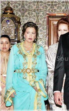 Lalla Meriem Of Morocco