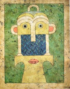 """artist-brauner: """"The Boyar by Victor Brauner Size: cm Medium: mixed technique, masonite"""" Hans Thoma, Victor Brauner, Francis Picabia, Max Ernst, Naive Art, Mural Painting, Outsider Art, Fantastic Art, Pablo Picasso"""