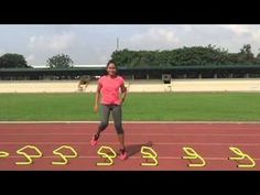 20 Mini Hurdle Drills for Speed, Quickness, and Agility Agility Workouts, Agility Training, Speed Training, Soccer Training, Roller Workout, Track Workout, Running Workouts, Fun Workouts, Plyometric Workout