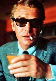 Michael Caine in 'The Italian Job', 1969.