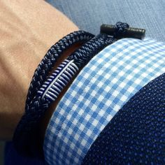 """Style your """"Casual Friday"""" outfit with a handmate Pig&Hen bracelet!"""