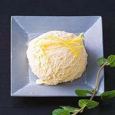 Lemon-Ricotta-Eis