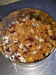 Op 13 maart heeft Sonja de Jong bij facebookgroep Philips Airfryer bak avonturen granola gemaakt.