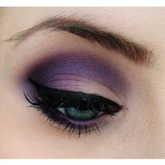 Get this Nude Purple Smoky eye look w/ @Pür Minerals palette inspired by #BeautifulCreatures. #dark #beclaimed