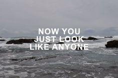 Ahora solo te pareces a alguien