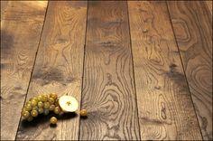 Mijn ideale vloer; stoer hout! Fantastisch!