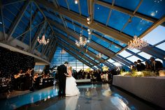 9 Great Wedding Venues For Science Lovers
