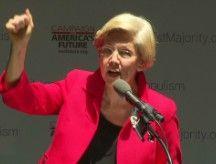 Elizabeth Warren: 'The game is rigged'
