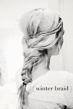 { winter braid } - Dilly Dallas