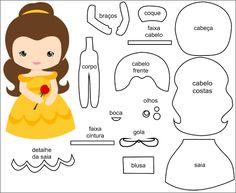 10 Felt Crafts to Make - Felt Doll Patterns, Felt Animal Patterns, Felt Crafts Patterns, Applique Patterns, Stuffed Toys Patterns, Felt Patterns Free, Free Pattern, Felt Dolls, Paper Dolls