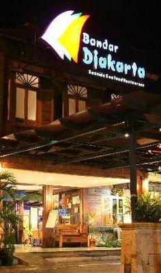 Bandar Djakarta.seaside seafood restaurant.ancol