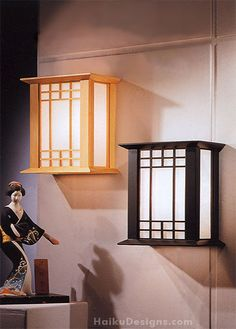 Our Holiday Sale, 15% off lamps and lighting, is seeing a great response! One of our favorites is our Japanese Osaka Wall Sconce, which brings an exquisite style and soft ambient lighting to any hallway, room or office.