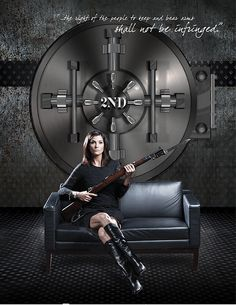 Recently we got an exclusive interview with an interesting young woman who is passionate about the 2nd Amendment—outspoken actually. Without further ado meet Dana Loesch; mother, wife, daughter, national radio host, national television host, writer and defender of the 2nd Amendment... Continue reading at 573mag.com