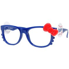 Los Angeles Dodgers Hello Kitty Glasses - MLB.com Shop
