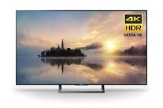 Sony Ultra HD Smart LED TV Model) Upgrade your viewing experience and dive into reality with HDR entertainment. Witness contrast, color, and clarity deliver an authentic, lifelike p. Tv Without Stand, Sony Led Tv, Led Tvs, 55 Inch Tvs, Tv 2017, Hd Led, Tv Reviews, Samsung, Hd Picture