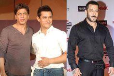 Shah Rukh Khan, Salman Khan, Aamir Khan re-unite for Modi