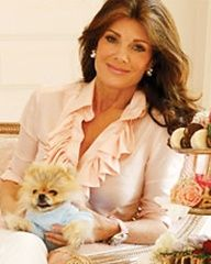 Lisa Vanderpump and Giggy......LP is aging gracefully and has polished style!!!