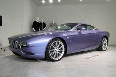 Aston Martin Centennial Zagato.