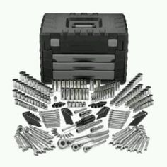 Craftsman 260pc set