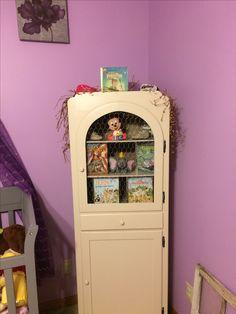 My daughters nursery decor