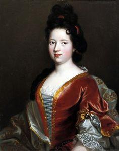 Jacob Ferdinand Voet (16391689) — Portrait of Maria