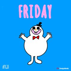 Thank God It's Friday!  Excited for the Weekend? Tag your friends and let them know.