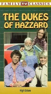 The adventures of the fast-drivin', rubber-burnin' Duke boys of Hazzard County.